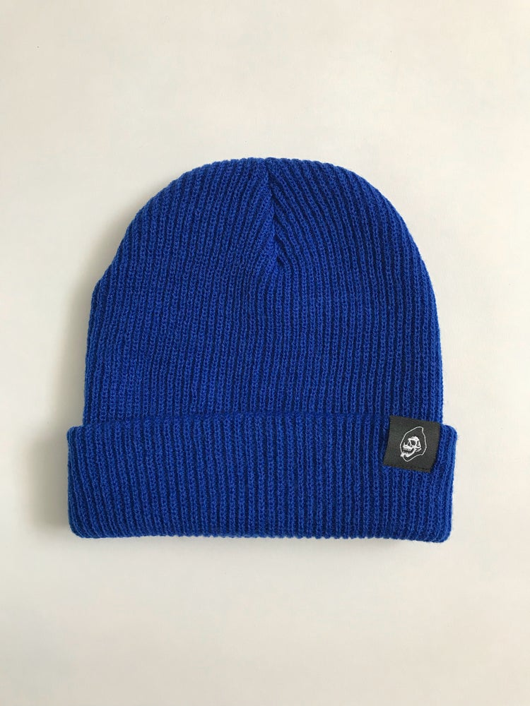 Image of DEATH CLOAK BEANIE