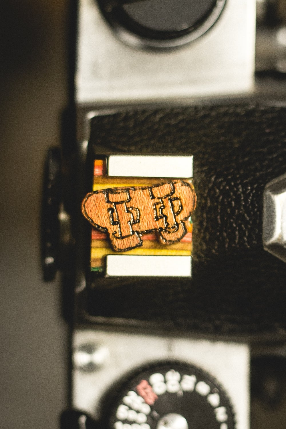 Image of Skateboard Hot Shoe Cover