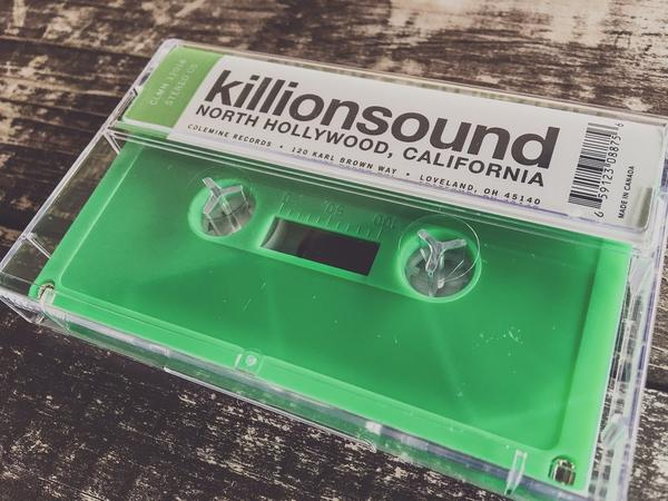 Orgone - Undercover Mixtape (cassette)
