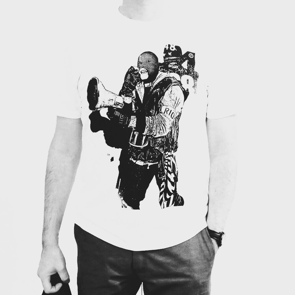 Image of WK T-SHIRT - RIOT