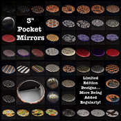 Image of Pocket Mirrors