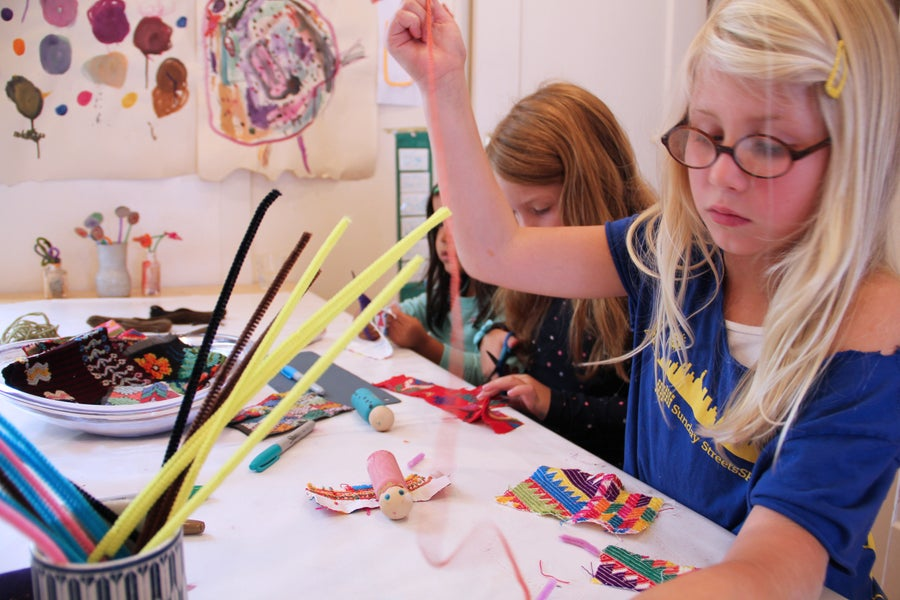 Image of Summer Camp 2019: Textiles Week! August 12th-16th