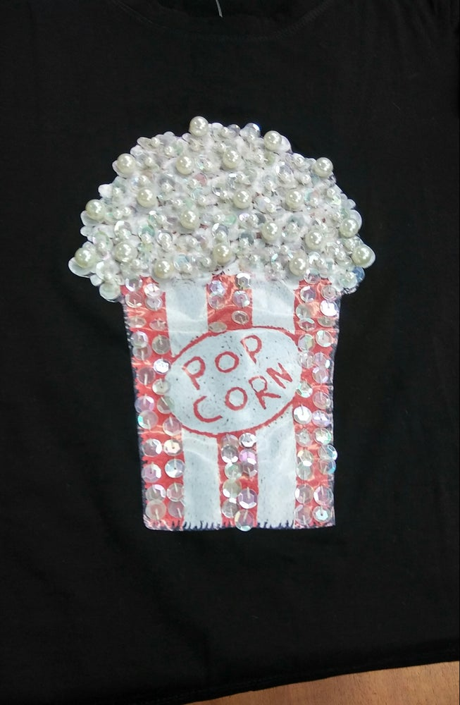 Image of Popcorn tshirt