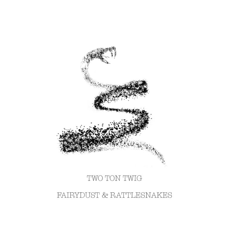 Image of Fairydust & Rattlesnakes CD