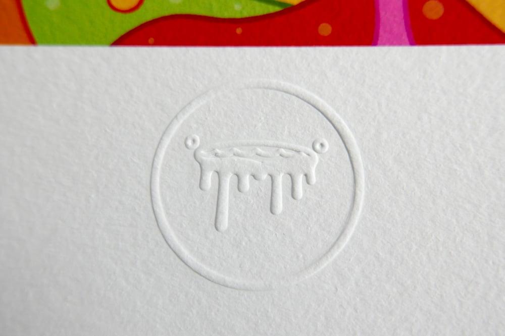 Image of Dribble Melt (White)