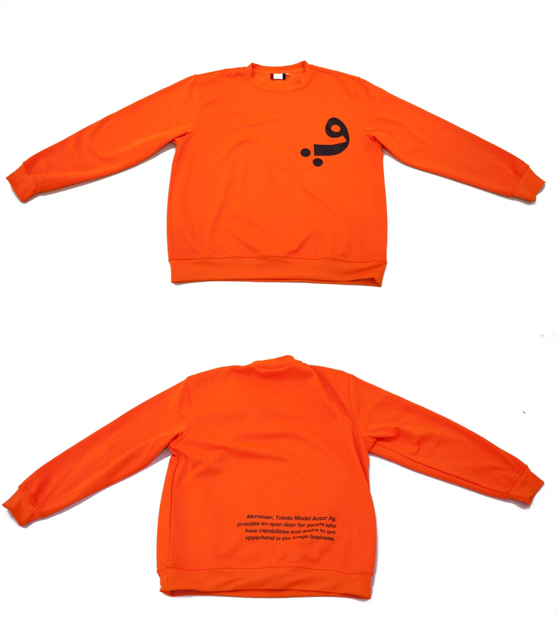 Image of Gluqbar Opening Sweater (SOLD OUT)