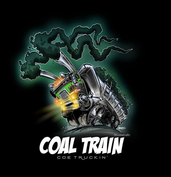 Image of COAL TRAIN