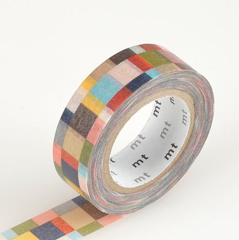 Image of MT Mosaic Masking Tape