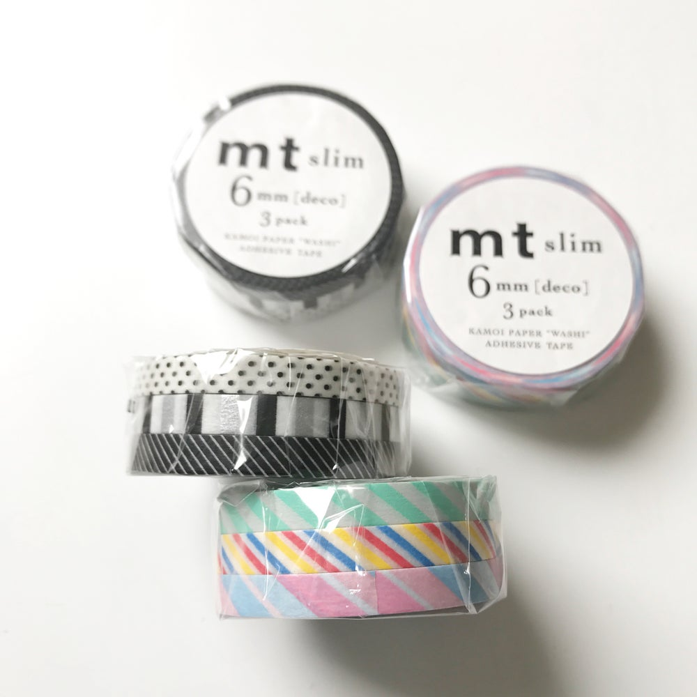 Image of MT Slim 6mm Masking Tape