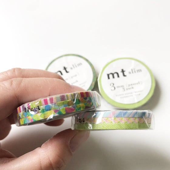 Image of MT Slim 3mm Masking Tape