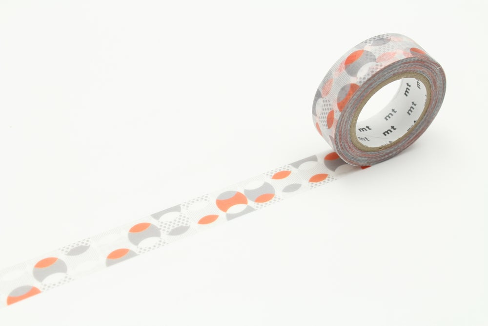 Image of MT Deco Overlapped Dot Masking Tape