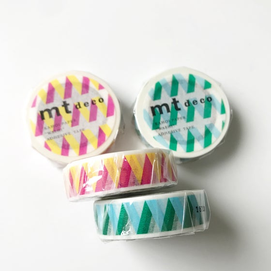 Image of MT Deco Rickrack Masking Tape