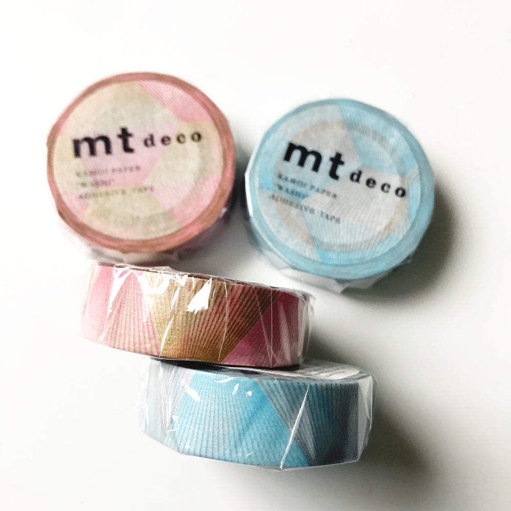 Image of MT Deco Line Graduation Masking Tape