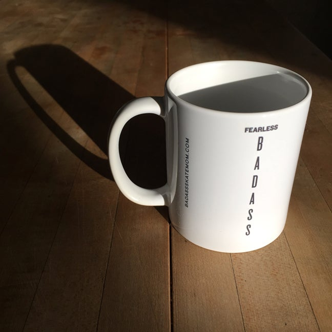 Image of New Hula Dumbbell Mug