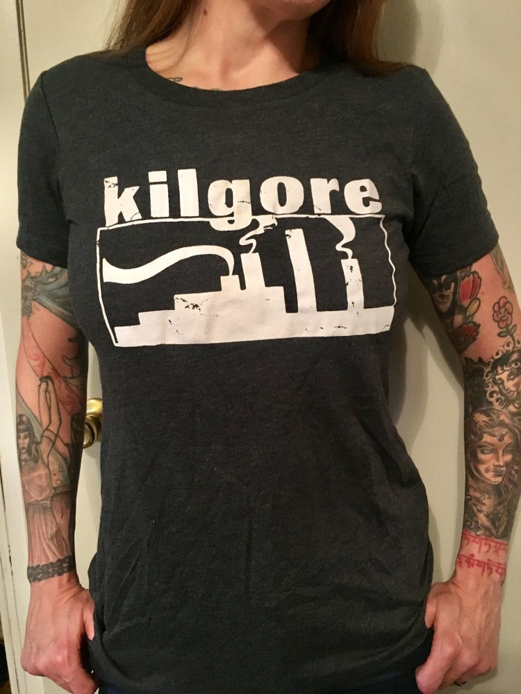 Image of Kilgore 'Smokestack' LADIES T-Shirt