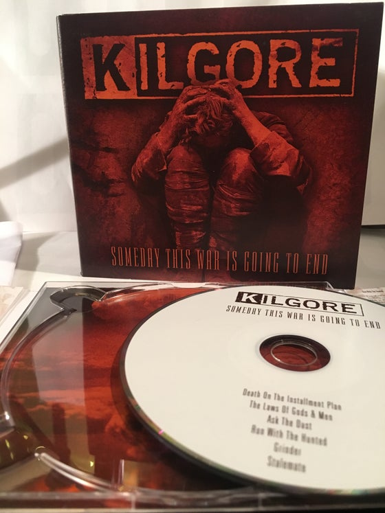 Image of Someday This War Is Going To End: CD