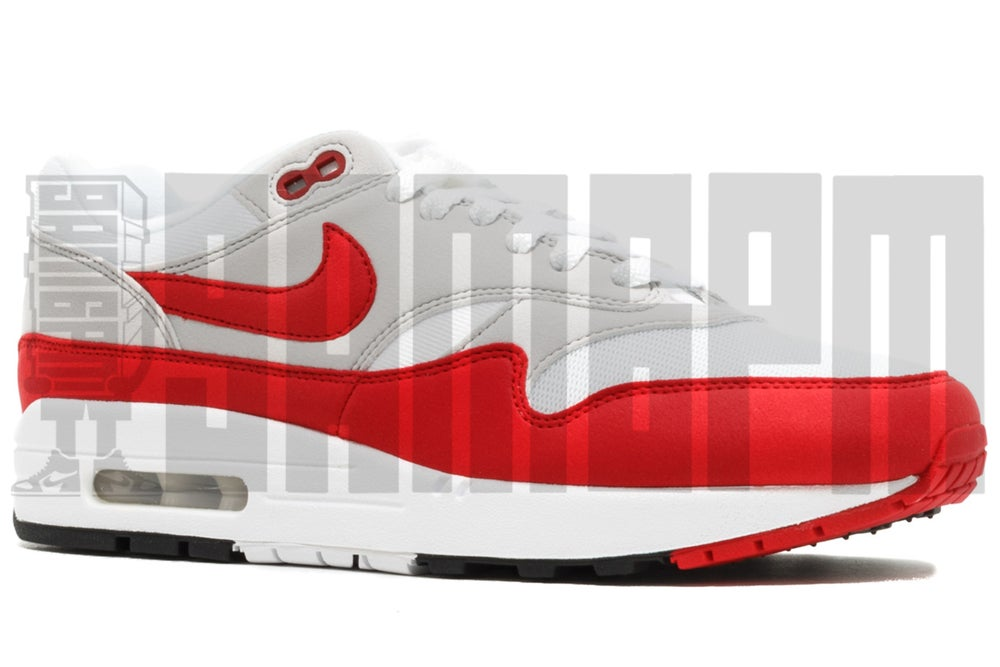 """Image of Nike AIR MAX 1 OG """"ANNIVERSARY"""" RED"""