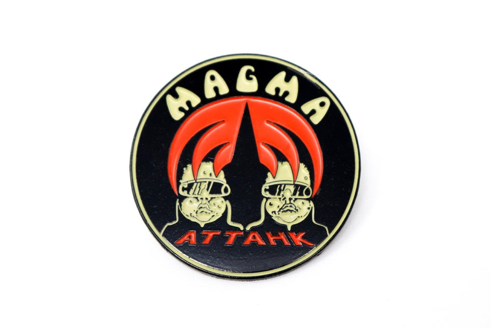 Image of Magma Attahk