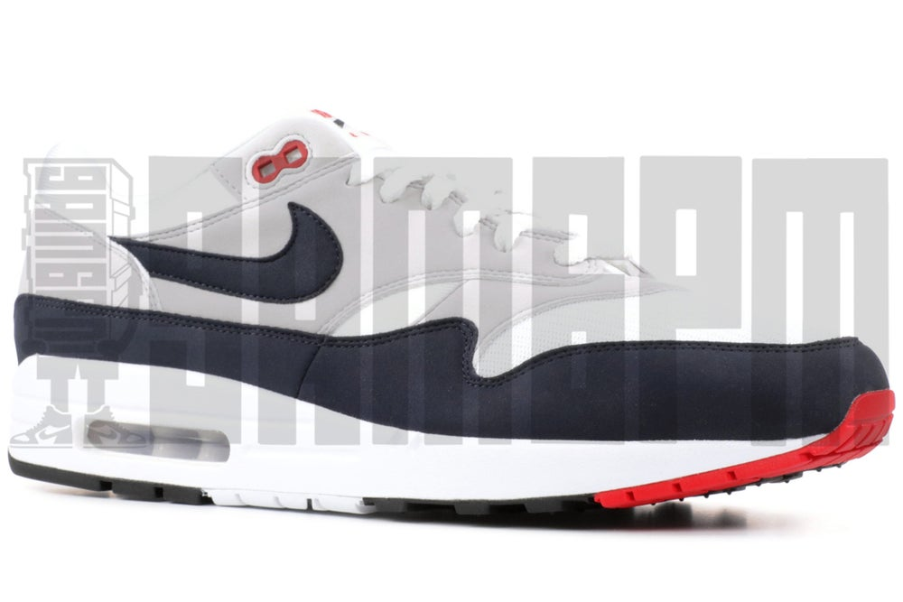 "Image of Nike AIR MAX 1 OG ""ANNIVERSARY"" OBSIDIAN"