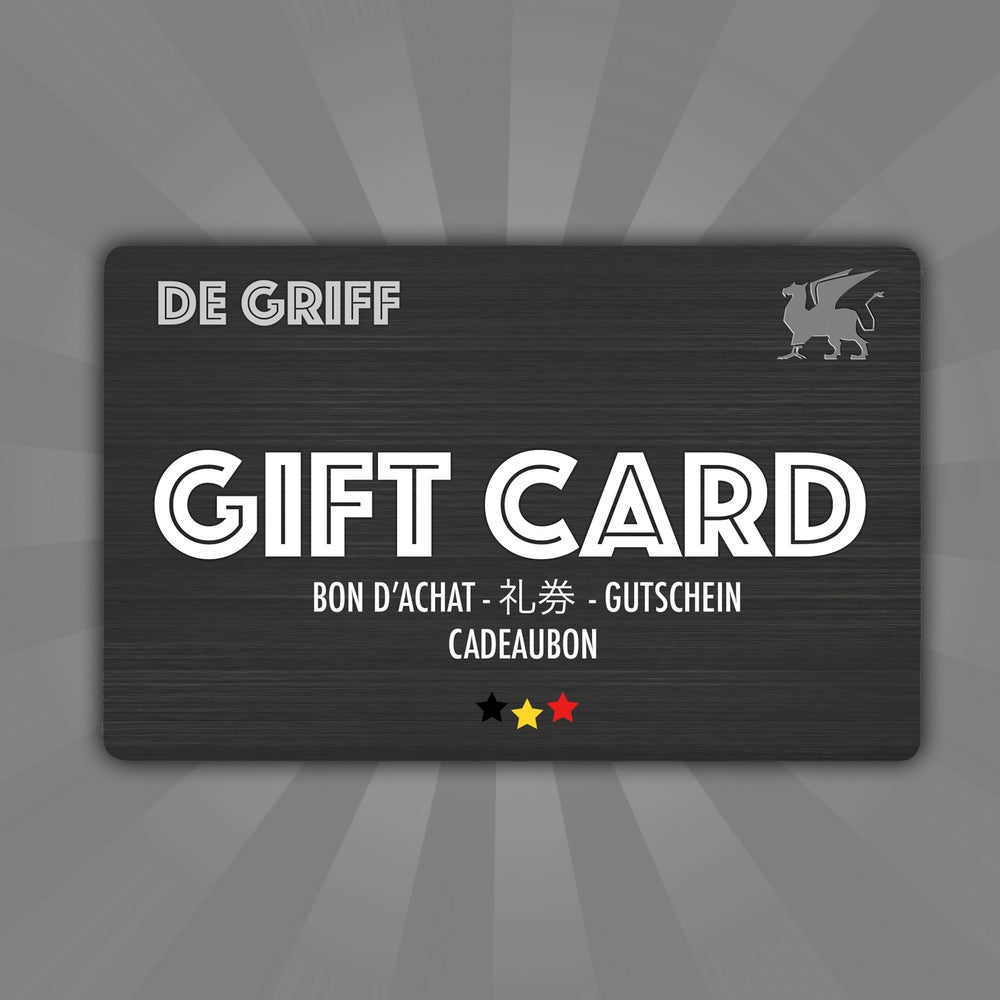 Image of Gift Card (EUR 50 - 250)
