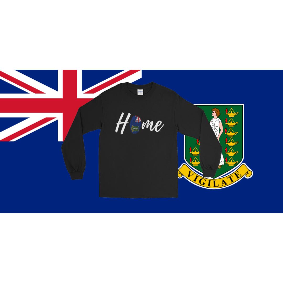 Image of Home Is Always In My DNA Anguilla, BVI, Cayman Islands, Dominican Republic, Honduras, Sint Maarten