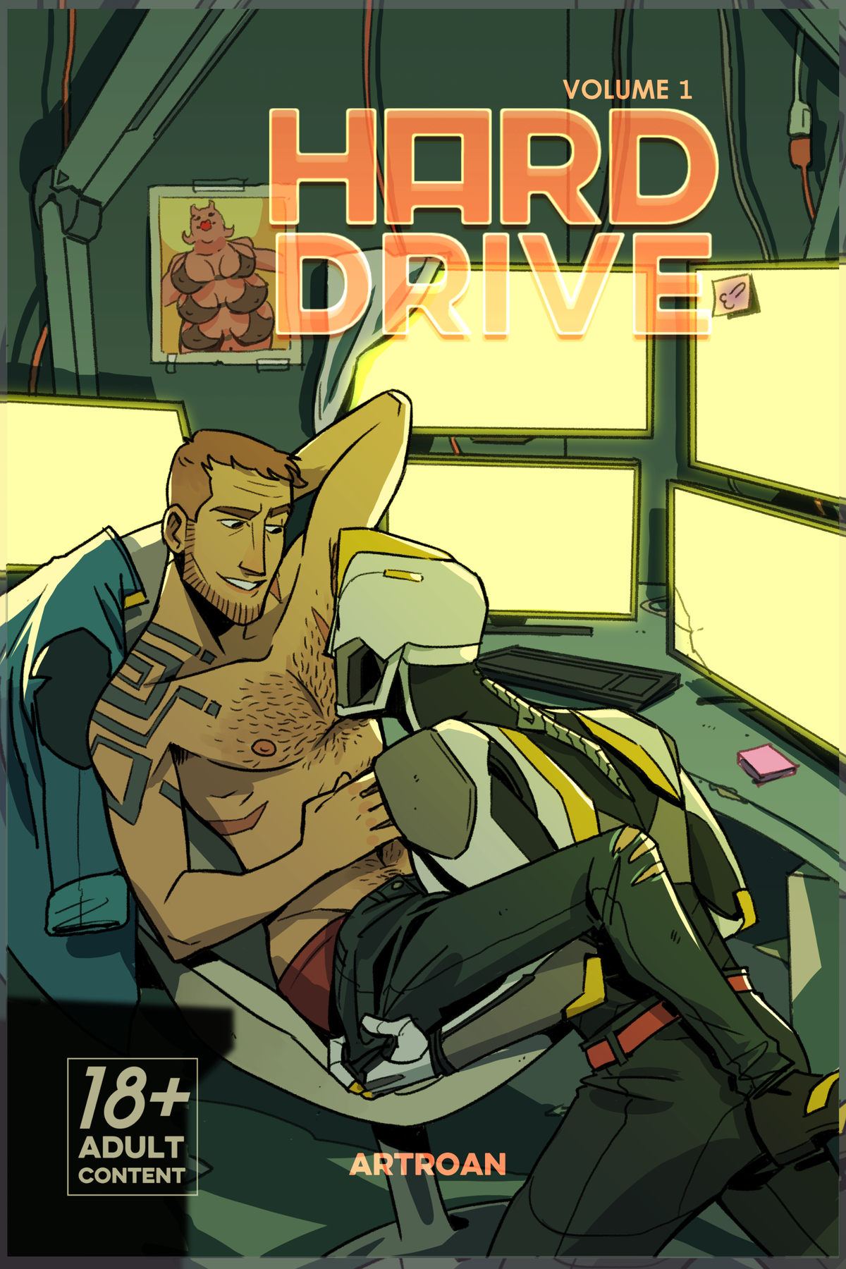 Image of Hard Drive vol.1