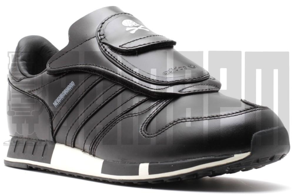 "Image of Adidas MICROPACER ""UNDEFEATED x NEIGHBORHOOD"""