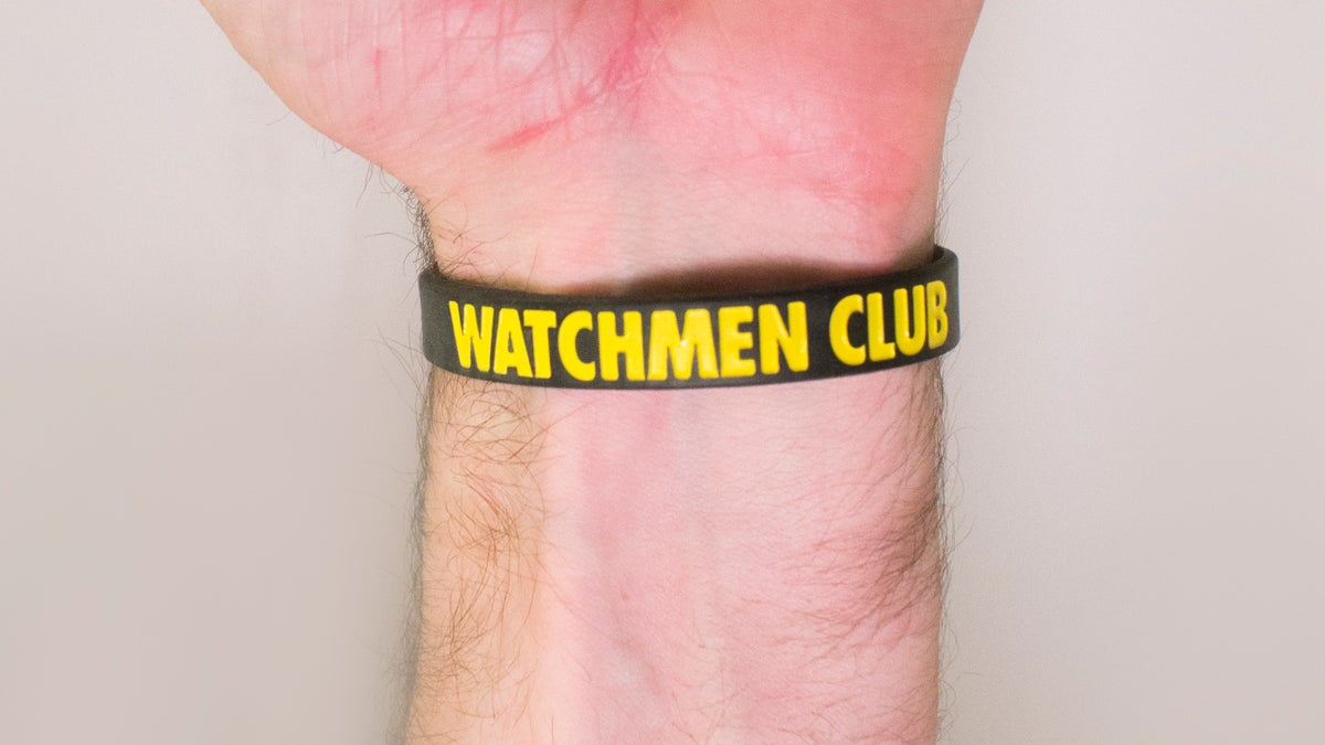 Image of Watchmen Pack