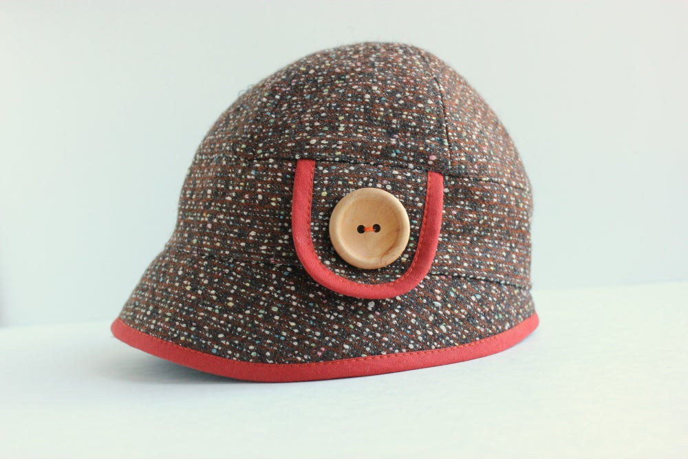 Image of 'Bobbly Brun'  - x - January's Feature Limited Edition o 3 // the Jeanie Jones