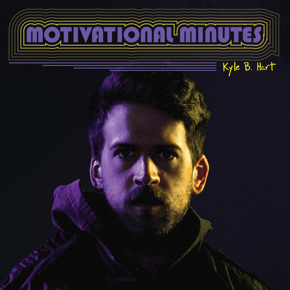 Image of The Motivational Minute Album