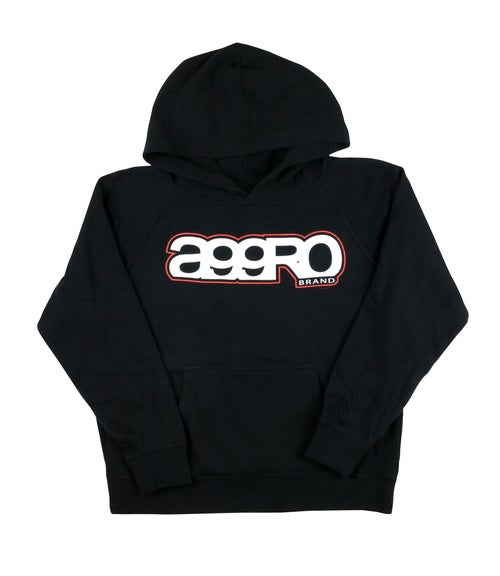 "Image of AGGRO Brand ""Simmer Down"" Pullover Hoodie"