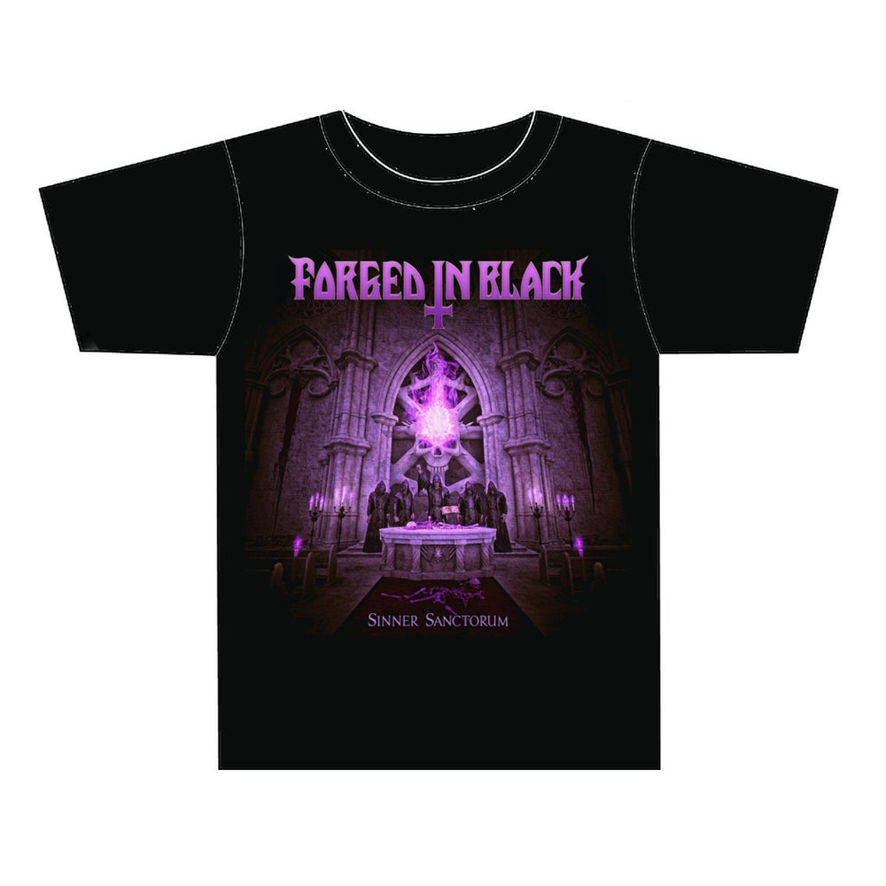 Image of Sinner Sanctorum T Shirt