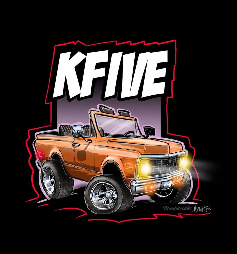 Image of K FIVE (orange)