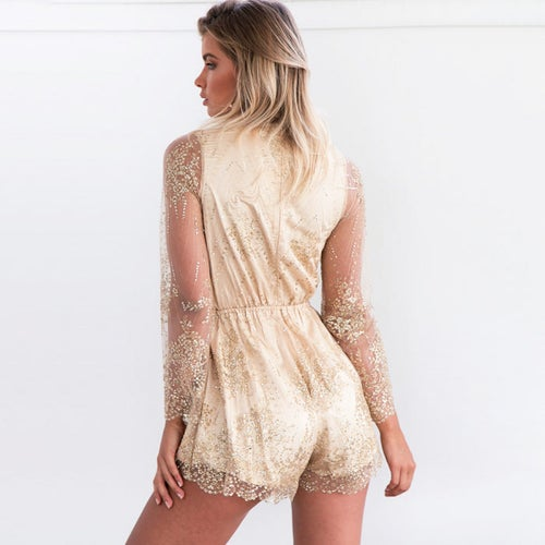 Image of Vanessa Playsuit
