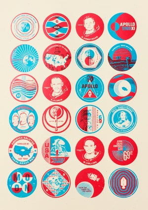 Image of Space Badges