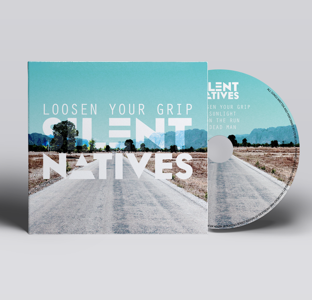 Image of CD - 'Loosen Your Grip' EP