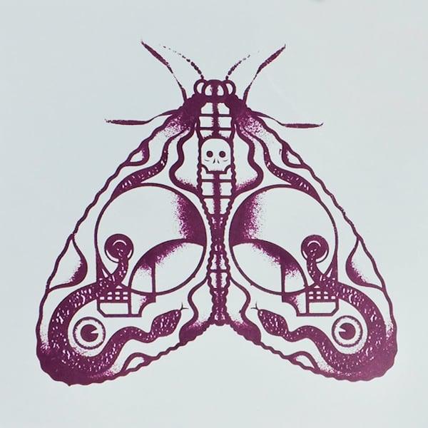 Image of Death Moth