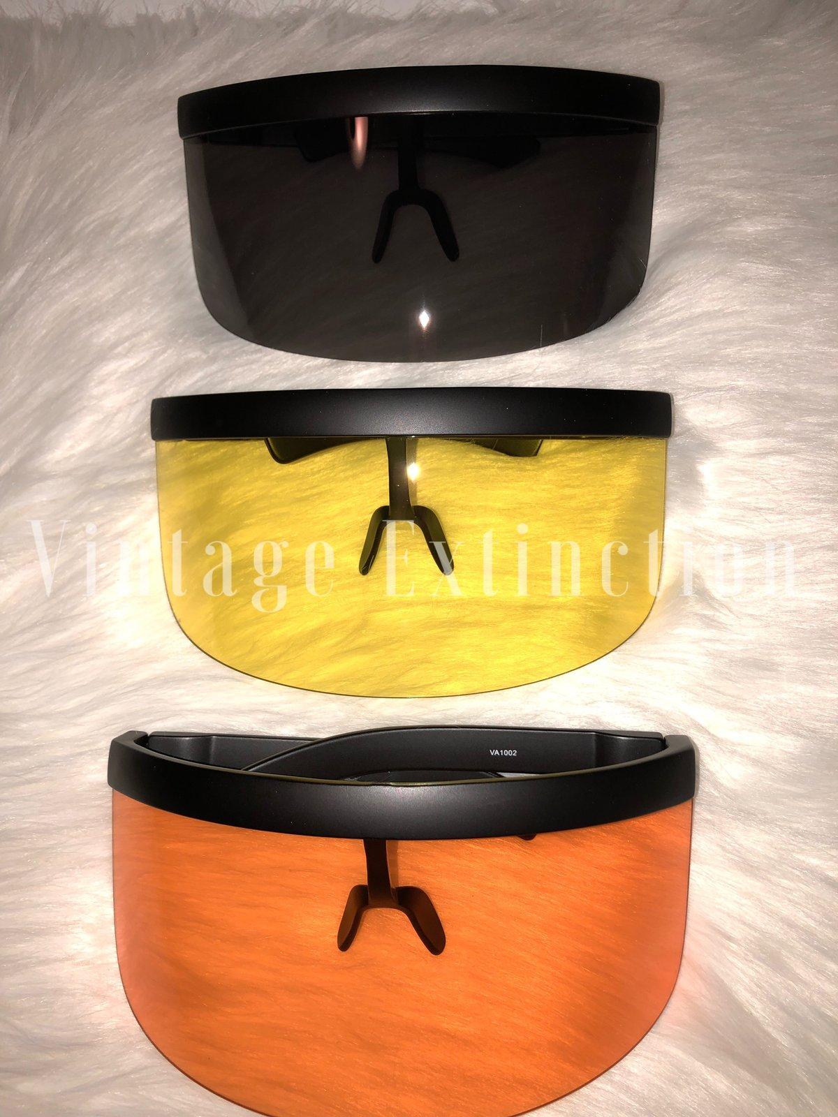 Image of Unisex Visor Frames