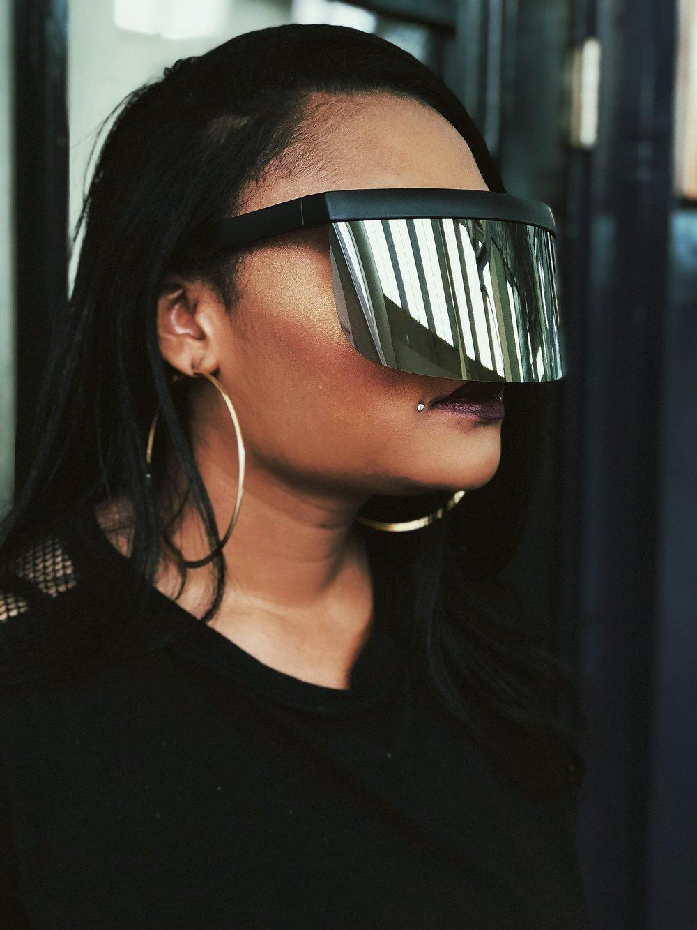 Reflector Unisex Visor Frames