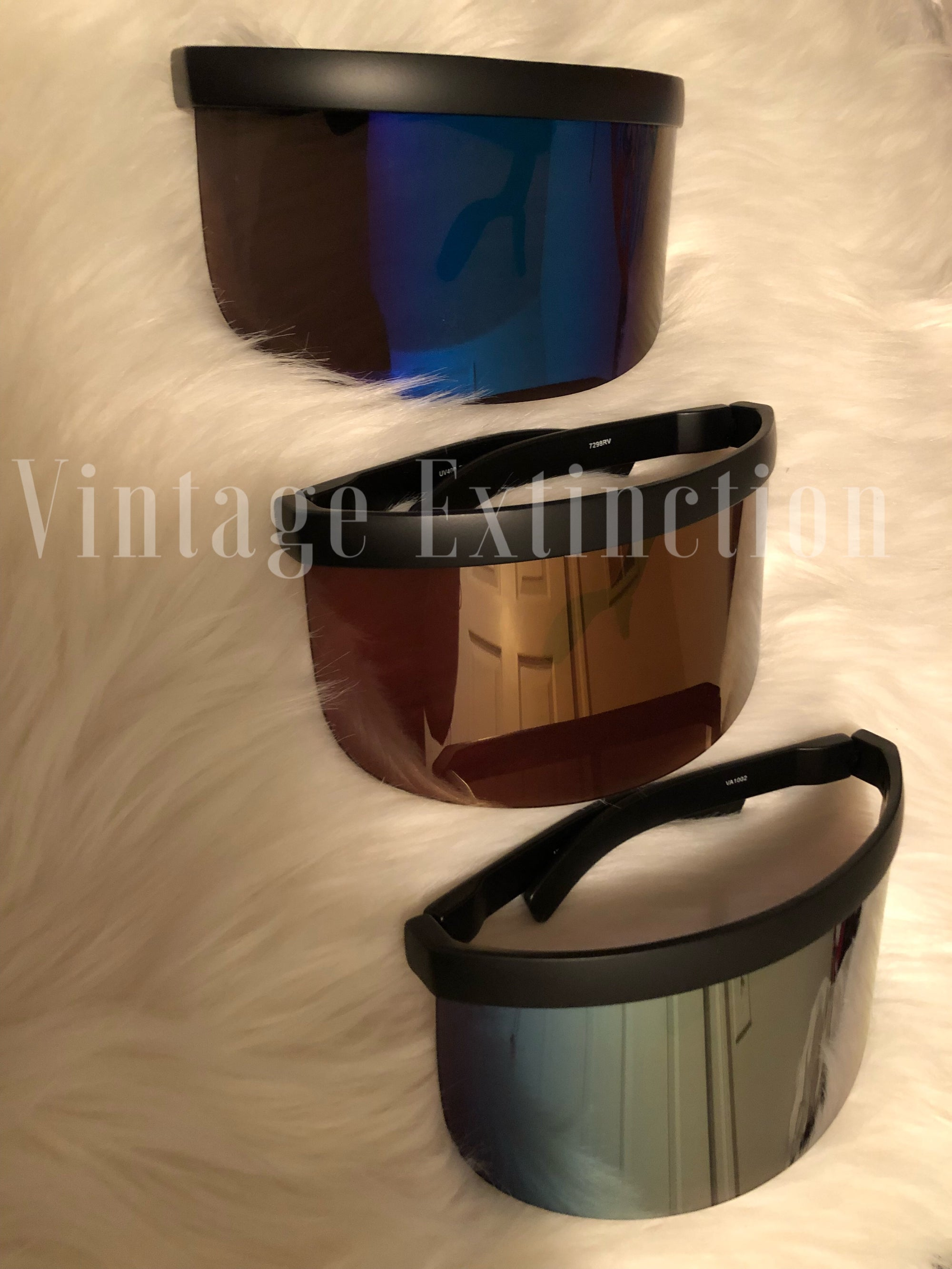 Image of Reflector Unisex Visor Frames