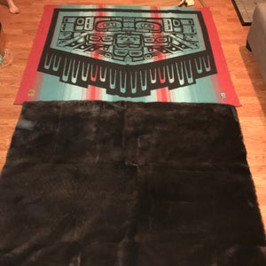 Image of Sea Otter Blanket