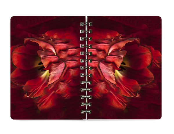 Image of Red Petal Journal