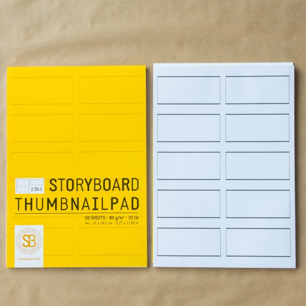 Image of 2.35:1 | Storyboard Thumbnailpad