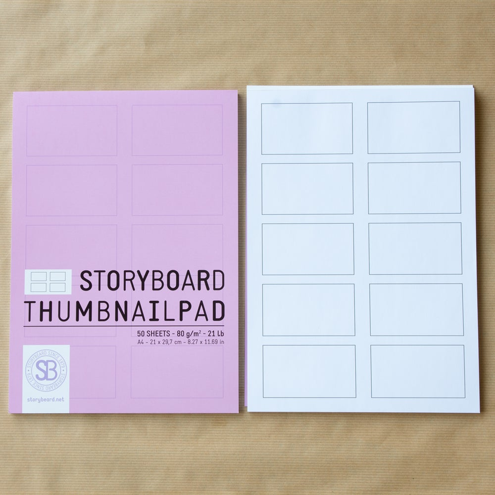 Image of 16:9 | Storyboard Thumbnailpad
