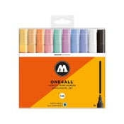 Image of MOLOTOW One 4 ALL 227HS 10x Marker Set Pastell