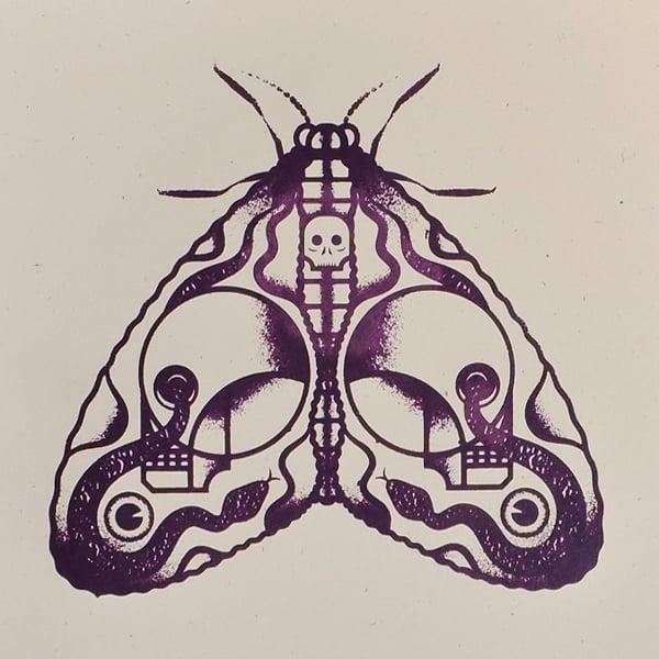 Image of Death Moth Cream