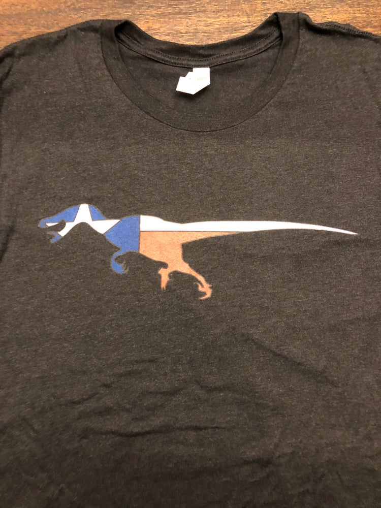 Image of Texas Raptor T Shirt