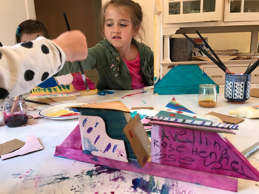 Image of Summer Camp 2019: Mixed Media Week! August 5-9