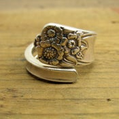Image of April Spoon Ring