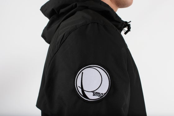 Image of Slogan Windbreaker